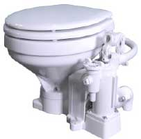 Raritan Power Flush Toilet